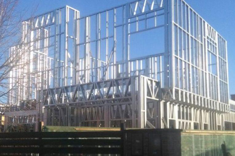 Eficiencia energética, durabilidad y otras ventajas de la construcción en  seco | Tendencia Sustentable